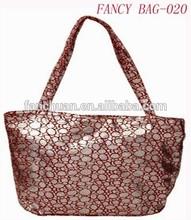 New fashion recycle folding shopping bag wholesale