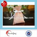 personalizar personalizado cordón bolsa de regalo de organza