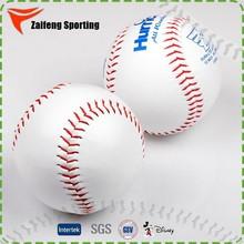 Private custom of high quality pu baseball