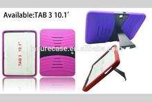 10 inch tablet case , Kickstand shockproof 10 inch tablet case for samsung Tab 3