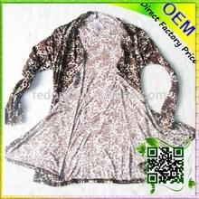 New Fashion Leopard Printed Cardigan Women Wear
