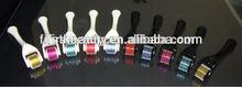 540 needles derma roller led vibration for cosmetics