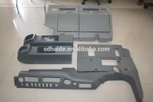 cabin control panel DH35,DH55,DH60,DH80,excavator cabin control panel for hyundai/kobelco/kubota/daewoo/doosan/kato/sumitomo