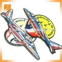 Handbeaded Garment accessory Patch Applique Badge, neck embroidery design