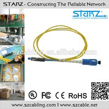 Single Mode LSZH 2.0mm/3.0mm MU Simplex Patch Cord