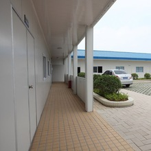 easy installation prefabricated made in china dormitory office house