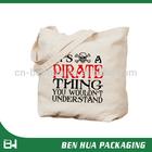 Best Quality Design Logo Creative Organic Shopper Tote Bag