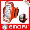 customized durable adjustable cell phone arm bag