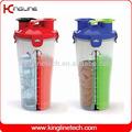 700ml agitateur en plastique/ protéines shaker/ bouteille shaker article en promotoin (KL-7015)