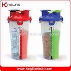 700ml plastic shaker/protein shaker cup/shaker bottle, promotion item (KL-7015)