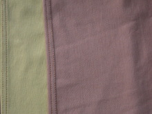 73%cotton 21%polyester 6%spandex dyed chunky knit fabric