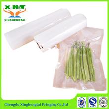 accept custom order resealable vacuum bag nylon food grade plastic packaging films factory wholesale