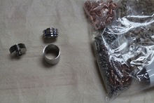 CNC machining turning precision parts Brass Electrical Fittings