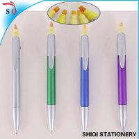 Slender Highlighter With Ball Pen(SQ3654)