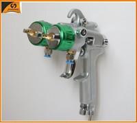 93 Mini HVLP air paint good quality chrome spray system