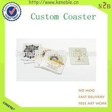 cork+MDF+EVA+paper Material table mat coaster cup pad