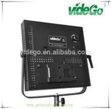 providego warm white 3200K 600 led film shooting light kit