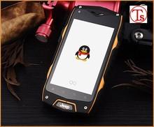 4inch Outdoor Mobile Phone Waterproof Shockproof Dustproof Anti-drop MTK6582 Quad Core RAM1GB ROM4GB 5MP Camera 3G GPS Jeep Z6