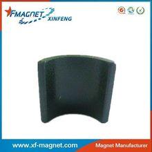 High Power Ferrite motor magnet
