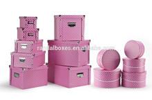2 Sets Decorative Gift Boxes Wholesale