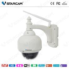 Waterproof H.264 PnP Pan Tilt 3X ZOOM HD 720P 32GB Micro SD Card industrial outdoor ir ip camera