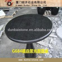 G684 granite base for table