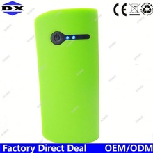 Factory direct selling Colorful portable charger Power Bank Perfume 5600Mah
