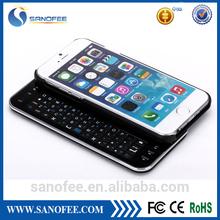 For iphone 6 Wireless slide bluetooth keyboard,keypads keyboards