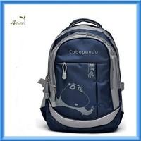 Vintage Countryside Flora School Student Backpack College Laptop Bag