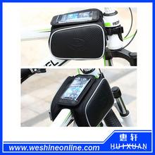 Good design bicycle bag with phone / Bicycle Frame Bag