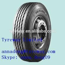 truck tire wanli brands 9.00R20, 10.00R20, 11.00R20, 12.0020. 12.00R24
