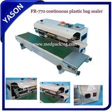 FR-770 Continuous plastic bag sealing machine/band sealer/film sealing machine YSC