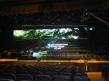 Digital HD LED display six xxxx Energy saving RGB LED display