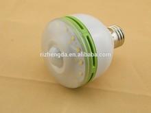 New energy-saving led bulb with PIR Motion Active Sensor 6W