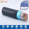 profesional de telecomunicaciones 24 cable awg cable de teléfono con precio bajo y alta calidad