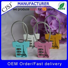 TOP QUALITY!! OEM Factory Wholesale handle of cabinet padlock