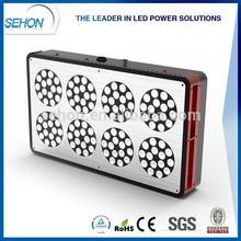 ebay worldwide shipping apollo 8 full spectrum led growlights/400 watt grow lights