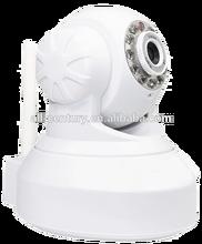 TF card slot p2p wifi wireless ip camera, battery powered mini ip camera