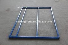 Ice hockey rink arena fender/ barrier