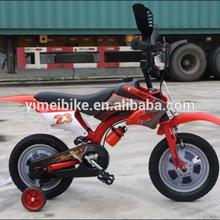Cool children bicycle / kids motorcycle motocross bike/ kids sports bike