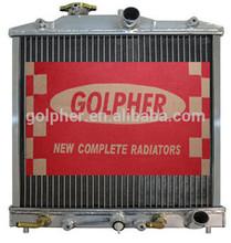 For Honda CRX/HRV/DOMANI/ CIVI EG/EK/Acoord CA/CB/CD/CF/CL/CM/ Car Radiator/ cooling system Racing Radiator & Fan