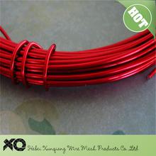 Anodized aluminum wire 0.08mm-2mm aluminum craft wire