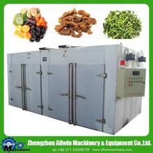batch type microwave vacuum industrial fruit dehydrator