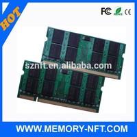 Computer parts function laptop bulk ddr2 ram memory