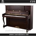 instrumentos musicales extranjeros y hecha a mano chino de madera de teca pulida y grand piano vertical
