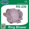 Rs-230-11 de alta presión de aire de vacío del soplador