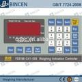 fs3198 proceso digital controlador de pesaje