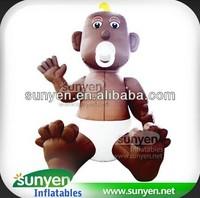 Vivid Impressive Inflatable Baby Cartoon