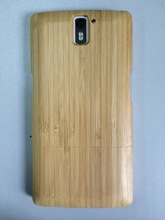 New Genuine Natural Bamboo Wooden Wood Case Cover for OnePlus One