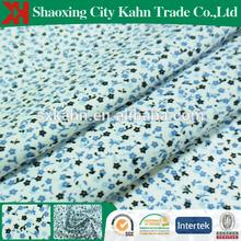 100% algodão lençol tecido de algodão tecido estampado floral tecido de algodão